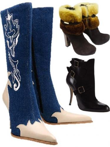 Women's Shoes: Boots and Booties