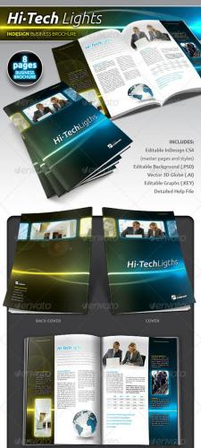 Hi-Tech Lights Business Brochure