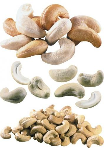 Nuts: Cashew (the images)