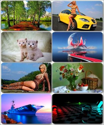 Mix colorful pictures - Desktop Wallpapers (part 27)