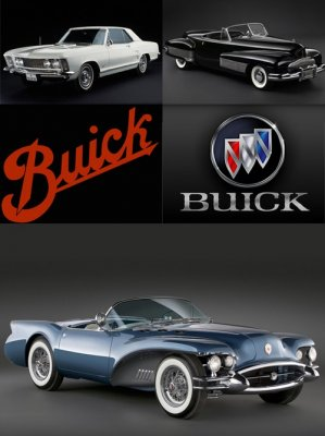Buick (classic American cars) the images