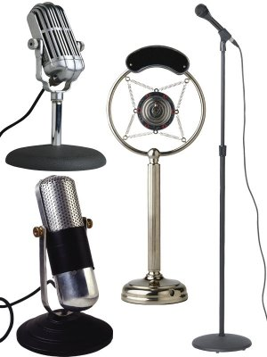 Microphone (the images)