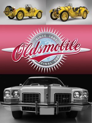 Oldsmobile (classic American cars) the images