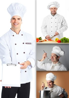 Occupation Cook (selected images)