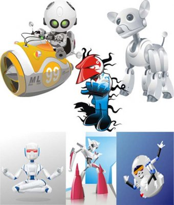 Vector Robots (Part Two)