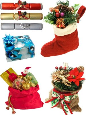 Photo stock: Christmas Gifts