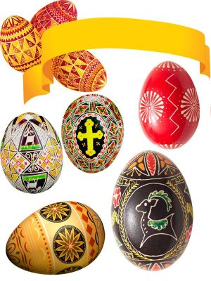 Photostock: Easter Eggs