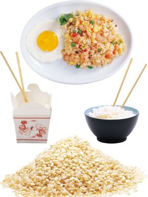 Photostock: rice and rice dishes