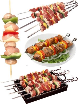 Kebab: large collection of stock images