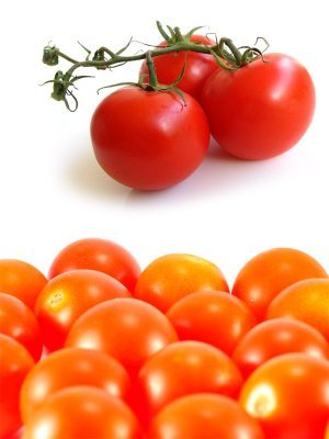 Vegetables: Tomatoes (selected images)