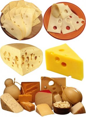 Photostock: Dairy Products - Cheese
