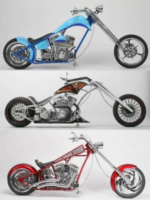 Motorcycles - Large collection of images