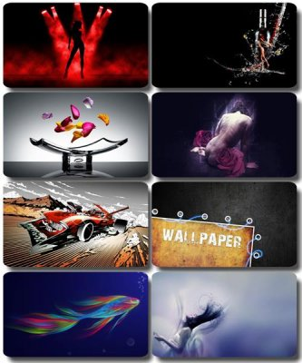 Collection of creative wallpapers - Art images (part 40)