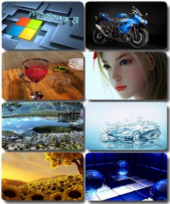 HD Wallpapers and Images - 3D Computer graphics (edition 35)