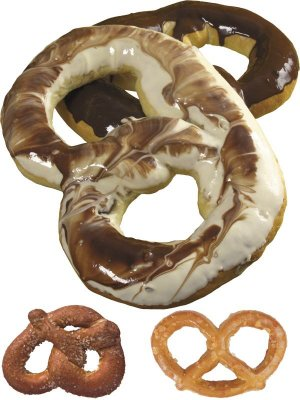 Bakery products: Pretzel