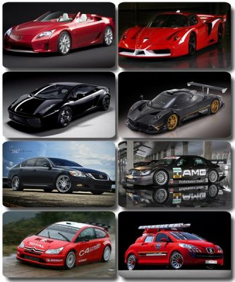 Auto Wallpaper - Pictures and photos of cars (part 45)