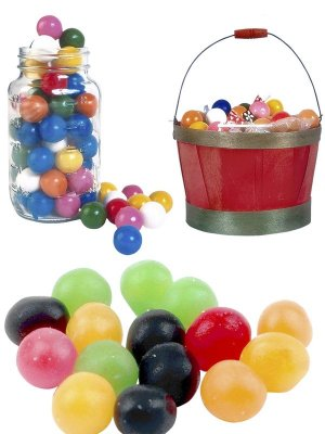 Candy - jelly beans (selected images)