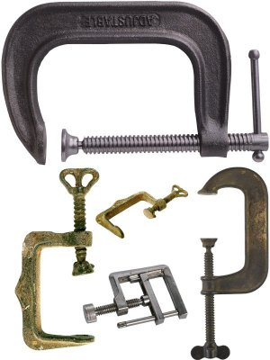 Hand Tools: Clamp