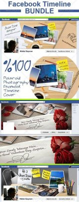 Facebook Timeline Cover Bundle 257597