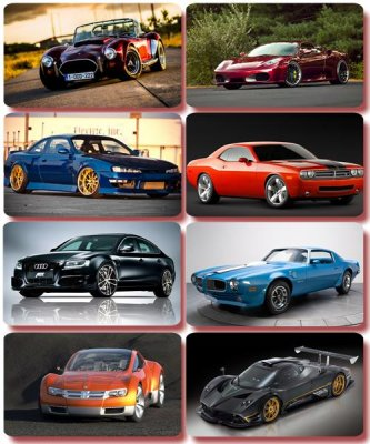 Auto Wallpaper - Pictures and photos of cars (part 52)