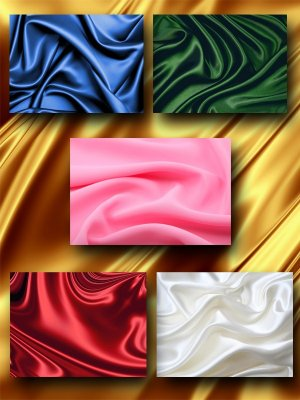 Background fabric, silk, satin