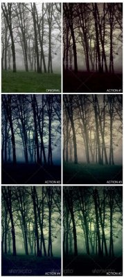 5 Eerie Atmosphere Actions