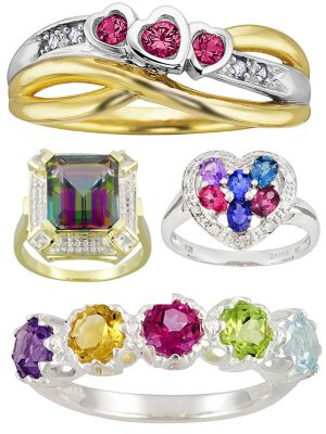Jewelry: Rings (large collection of images)