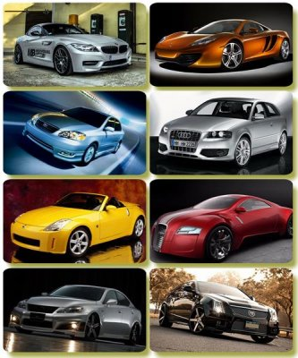Auto Wallpaper - Pictures and photos of cars (part 54)