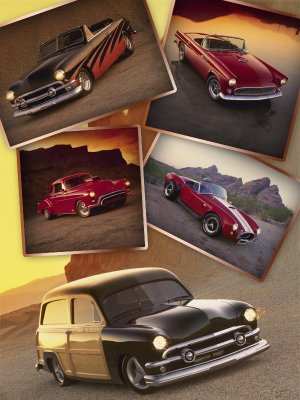 Retro cars (the images)
