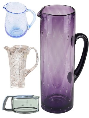 Dishes: Glass Jug (the images)