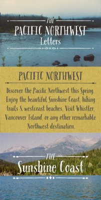 Pacific Northwest font