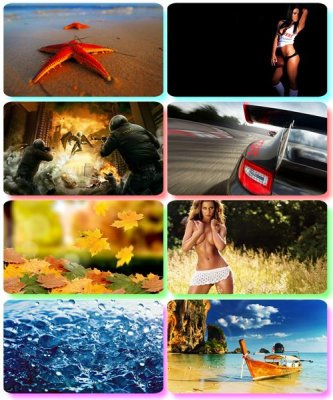 Mix Colorful pictures - Desktop Wallpapers (part 101)