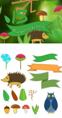 Forest vectors