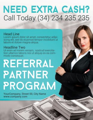Referral new flyer