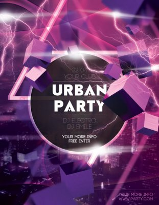 Urban party new