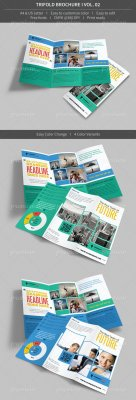 Trifold brochure volume 02