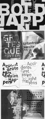 Absent Grotesque Font Family