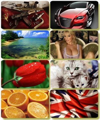 Mix Colorful pictures - Desktop Wallpapers (part 126)